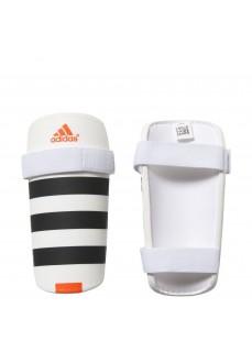 Espinilleras Adidas Everlite Blanco/Negro/Naranja AP7034