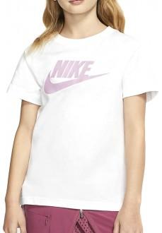 Nike Kids' T-Shirt Tee Dptl White AR5088-108