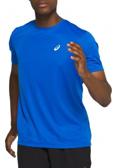 Asics Men's T-Shirt Katakana SS Top Blue 2011A813-401