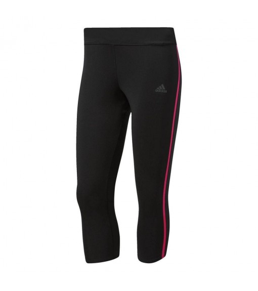 Adidas Black/Pink Tight | Running Trousers/Tights | scorer.es