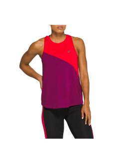 Asics Women's T-Shirt Tokio Maroon/Red 2012A790-600