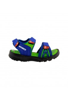 Nicoboco Kids' Flip Flops Yale Blue 32-356-150