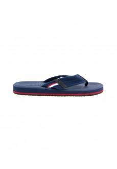 Nicoboco Men's Flip Flops Bicano Navy Blue 32-230-010 | Men's Sandals | scorer.es