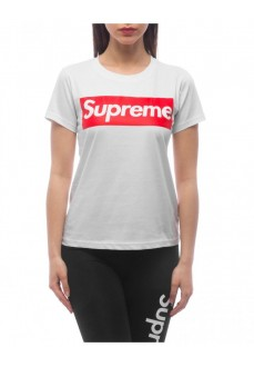 Supreme Women's T-Shirt Sofy White 20016-TPR-19-002-3003