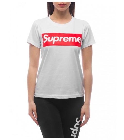 Camiseta Supreme Mujer Sofy Blanco 20016-TPR-19-002-3003