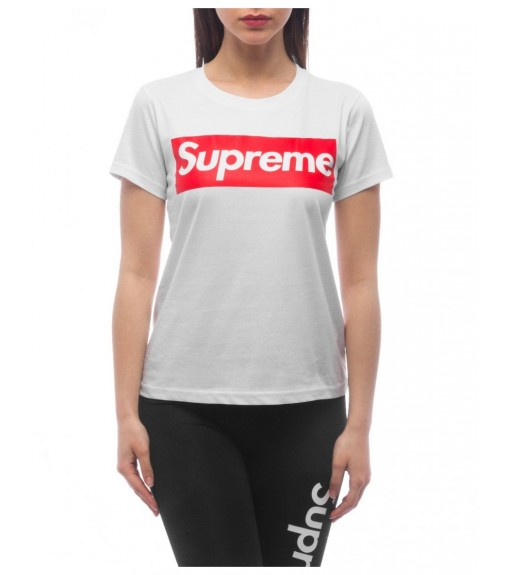 Camiseta Supreme Mujer Sofy Blanco 20016-TPR-19-002-3003   scorer.es