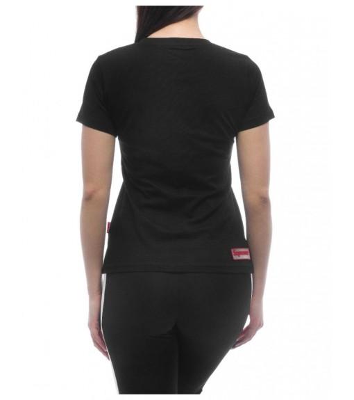 Supreme Women's T-Shirt Sleeve Laila Black 20004-TPR-19-000-30000   Women's T-Shirts   scorer.es