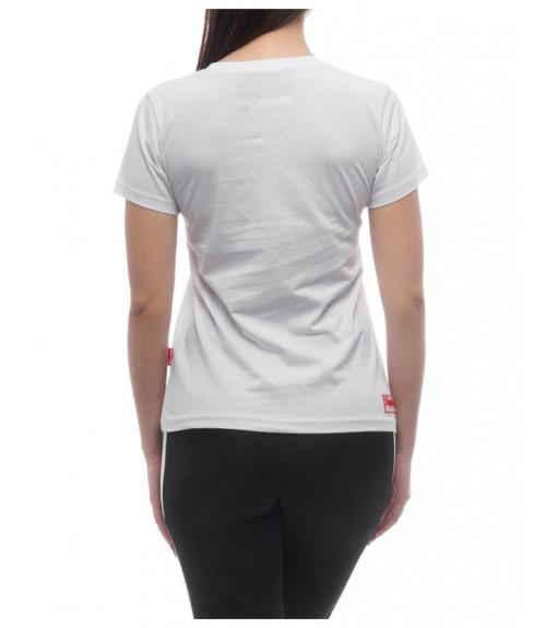 Camiseta Supreme Mujer Sleeve Laila Blanca 20004-TPR-19-002-30001