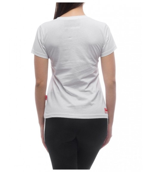 Camiseta Supreme Mujer Sleeve Laila Blanca 20004-TPR-19-002-30001 | scorer.es