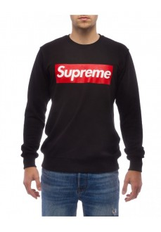 Supreme Men's Sweatshirt Print Pablo Black 10008-SPR-19-000-30003