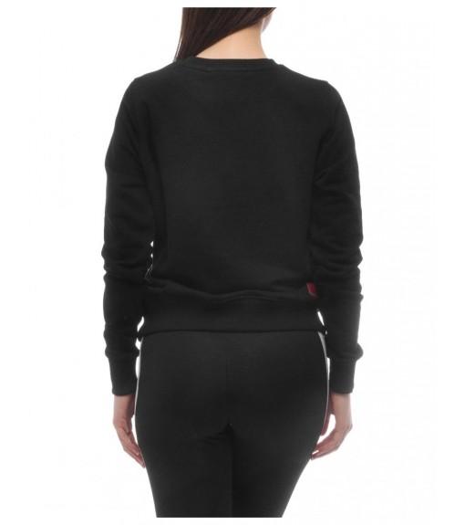 Supreme Women's Sweatshirt Print Naomi Black 20020-SPE-19-000-30003 | Women's Sweatshirts | scorer.es