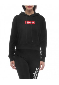 Supreme Women's Sweatshirt Hoody Print Debby Black 20021-HPR-19-000-30003 | Women's Sweatshirts | scorer.es