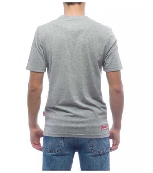 Supreme Men's T-Shirt Sleeve Print Grey 10007-TPR-19-001-30003 | Men's T-Shirts | scorer.es