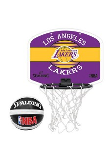 Spalding Mini Basket Nba Miniboar La Lakers 77-656Z