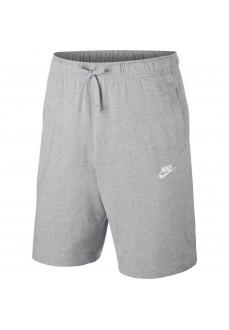 Pantalón corto Hombre Nike Sportswear Club Fleece Gris BV2772-063 | scorer.es