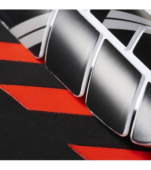Adidas Black/Orange Shin Guards | Football accessories | scorer.es