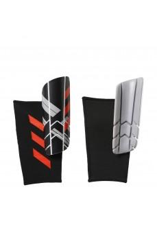 Adidas Black/Orange Shin Guards