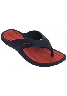 Rider Men's Flip Flops Cape XIII AD Blue/Red 82818/20698 | Men's Sandals | scorer.es