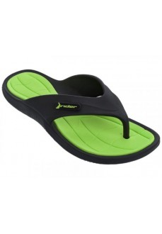 Rider Men's Flip Flops Cape XIII AD Black/Green 82818/20534 | Men's Sandals | scorer.es
