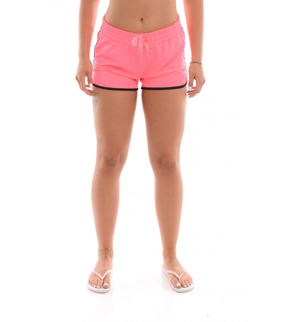 Pantalón Corto Mujer Lotto L73 Short Rosa 2109721CQ