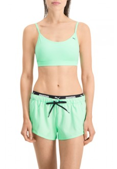 Puma Women's Shorts Board Green 100000065-004 | Trousers for Women | scorer.es