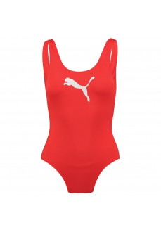 Bañador Mujer Puma Classic Swimsuit Rojo 100000072-002 | scorer.es