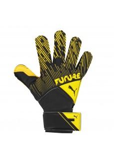 Guantes Puma Future Grip 5.4 Negro/Amarillo 041665-02