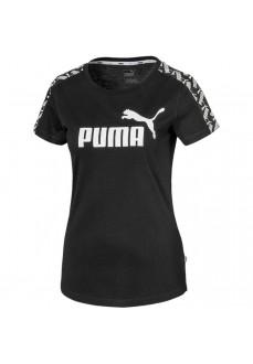 Camiseta Mujer Puma Amplified Negro 581218-01 | scorer.es