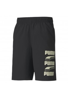 Puma Men's Shorts Rebel Woven Black 581372-11