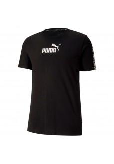 Camiseta Hombre Puma Amplified Tee Negra 581384-01   scorer.es