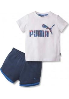 Conjunto Infantil Puma Minicats Alpha Set 581452-02