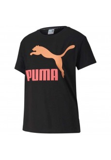 Camiseta Hombre Puma Classics Logo Tee Negro 595514-91