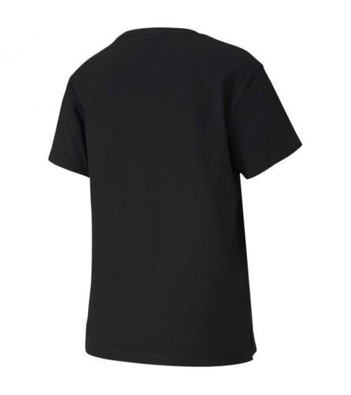 Camiseta Hombre Puma Classics Logo Tee Negro 595514-91 | scorer.es