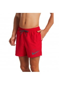 Bañador Hombre Nike Essential Rojo NESSA566-614
