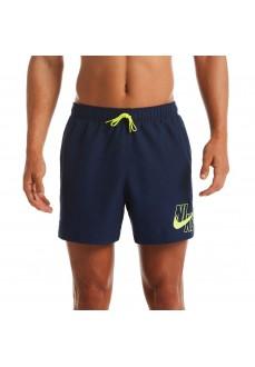 Nike Men's Swimwear Essential Navy Blue NESSA566-440 | Men's Swimsuits | scorer.es