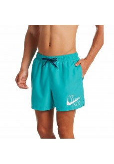 Nike Men's Swimsuit Essential Green NESSA566-376 | Swimwear for Men | scorer.es
