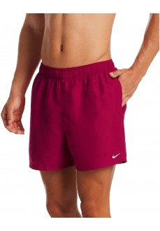 Nike Men's Swimsuit Essential Maroon NESSA560-605 | Swimwear for Men | scorer.es
