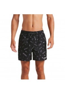 Nike Men's Swimsuit LMF5 Black NESSA474-001