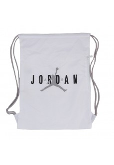 Nike Gym Sack Jordan White 9A0347-001