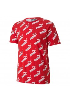 Camiseta Niño/a Puma Amplified Rojo 581563-11 | scorer.es