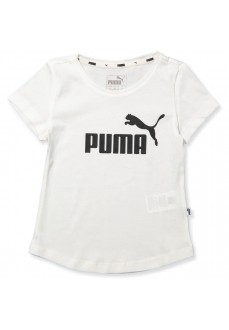 Camiseta Niña Puma Ess Tee Blanco 851757-02