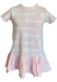 Champion Infant Dress PL030 Pink/White 403888-PL030-CYP | Skirts/Dresses | scorer.es