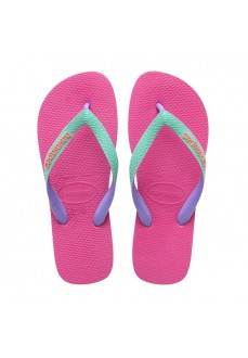 Chanclas Mujer Havaianas Top Mix Hollywood Rosa 4115549.0064 | scorer.es
