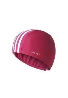 Gorro de natación Adidas rosa/Blanco