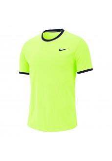 Camiseta Hombre Nike Dry Top SS Verde 939134-358
