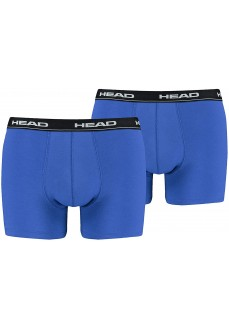 Boxer Men's Head Basic Boxer 2P Blue/Black 891003001-021