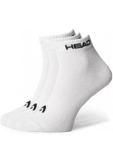 Calcetines Head Quarter 3P Blanco 761011001-300 | scorer.es