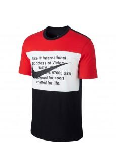Camiseta Hombre Nike Swoosh Tee Varios Colores CU9736-010