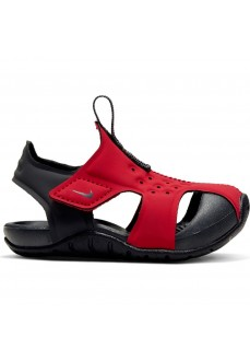 Sandalia Nike Sunray Protect 2 Rojo/Negro 943827-603