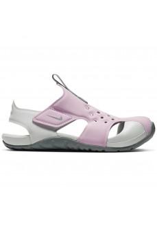 Sandalia Nike Sunray Protect 2 Rosa/Gris 943826-501